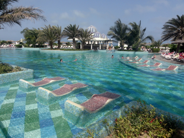 Hotel  Etoiles Praia Cap Vert
