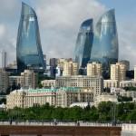 Bakou futuriste...