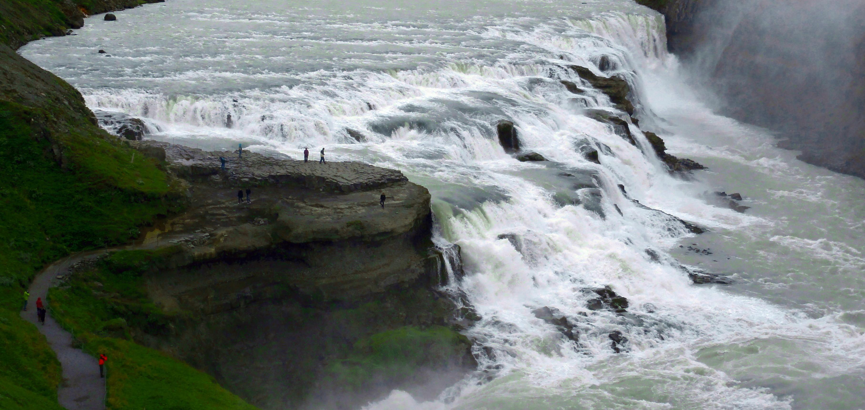 chutes de Gullfoss