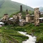 village de Ushguli