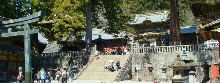 Tosho-Gu à Nikko